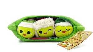 3 peas in a pod dan the pixar fan story 3 peas in a pod plush 11