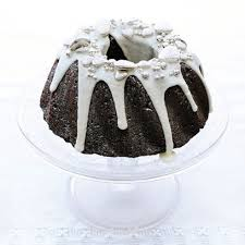 chocolate cake with white icing baking recipes houseandgarden