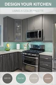 color schemes for kitchen cabinets how to design your kitchen from a color palette