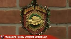 2017 ornament contest contests world of tanks
