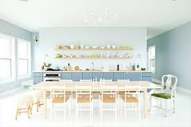 Coastal Cottage Kitchens - coastal hilltop cottage nova scotia charm coastal homes modern