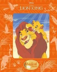 disney lion king magical story parragon books