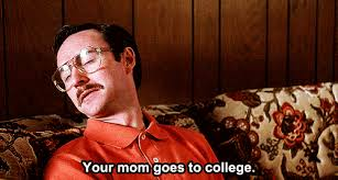 Mom The Meatloaf Meme - 9 best napoleon dynamite lines that we still use today with gifs