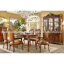 All Wood Dining Room Sets by Indian Teak Wood Hand Carved Dining Room Set U0026 Restaurant