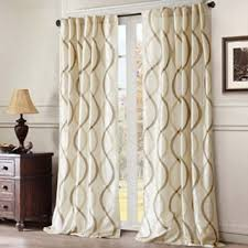 serendipity rod pocketback tab curtain panel classic curtains jcp