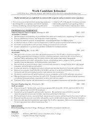 Lecturer Resume Format Resume Phlebotomy Resume