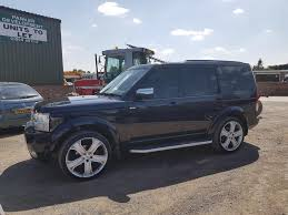 land rover discovery 3 2015 phantom conversion in york north