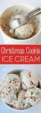 christmas cookie ice cream recipe christmas cookies sugar