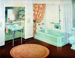 lisa u0027s retrostyle mid century home decor bathrooms mid century