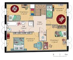 faire un plan de chambre en ligne comment dessiner un plan d appartement plan maison 1 chambre lzzy