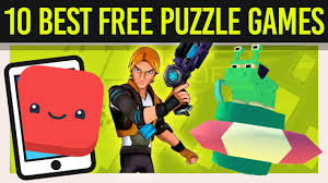 top 10 free puzzle games you need to play now youtube