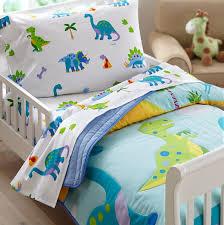 Camp Bedroom Set Pottery Barn Amazon Com Olive Kids Dinosaur Land Toddler Sheet Set Toys U0026 Games
