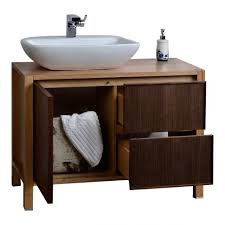 bathroom cabinets home goods teak wood bath vanity wood bathroom