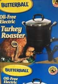 butterball turkey roaster butterball masterbuilt free electric air turkey roaster