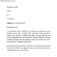 Business Letter Format For Loan Best Ideas Of Authorization Letter To Close Bank Loan With Format