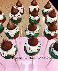 541 best christmas cake pops balls images on pinterest