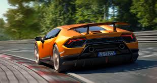 lamborghini supercar 2018 lamborghini huracan performante is a supercar supreme the drive