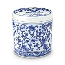 blue and white kitchen canisters kitchen canisters williams sonoma