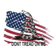Don T Tread On Me Tattoo Ideas Dont Tread On Me Proud Southern Conservative American