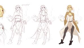 8 great female character designs from a designer u0027s pov remeshed