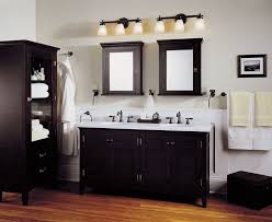 Glamorous Black Vanity Light Fixtures  Ideas  Black Iron - Bathroom vanity light with shades