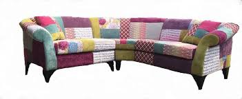 sofa patchwork the dibley corner sofa patchwork