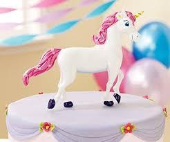 transformers cake topper itsdelicious party destination 159318 enchanted unicorn cake topper ebay