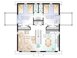 floor plans for garage apartments garage apartment plans 2 car carriage house plan with gambrel