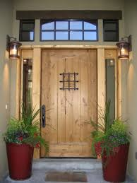 diy exterior door how to add interest to your front door mybktouch com