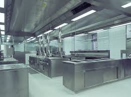Commercial Kitchen Lighting How Commercial Kitchen Light Fixtures Is Going To Change