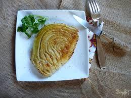 cuisiner un chou blanc steak de chou blanc la fourchette gourmande