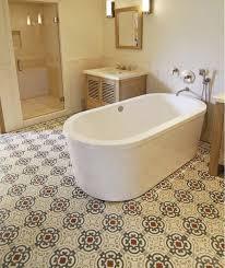 bathroom floor tile patterns ideas mix and match patterned tiles for a unique décor