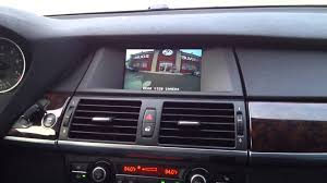 custom bmw x5 2013 bmw x5 custom installed a back up camera youtube