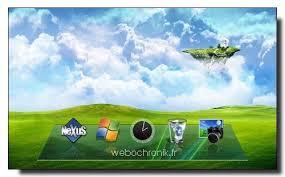 application bureau windows 7 customisez windows avec nexus dock le lanceur d application multi