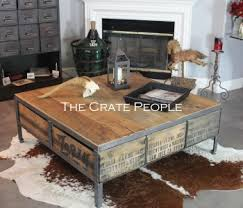 48 Square Coffee Table The 48 U2033 Square Zoria Farms Coffee Table The Crate People