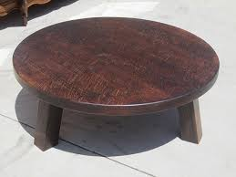 Rustic Round Coffee Table Table Rustic Round Coffee Table Farmhouse Compact Rustic Round