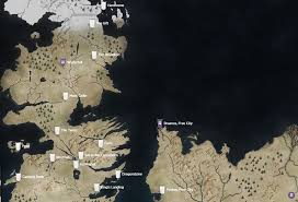 Game Of Thrones Map Of The World by Game Of Thrones Tours In Dublin Ireland Private Jets Charter