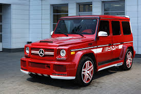 pink g wagon mercedes amg g63 red this car is on fire mercedesblog