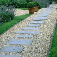 gravel and paver patio ideas gravel flagstone patio flagstone