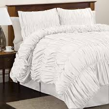 Ruched Bedding White Ruched Bedding Photos U2014 Office And Bedroom