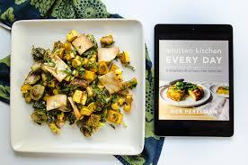 The Smitten Kitchen Cookbook by Smitten Kitchen Every Day Cookbook First Look Dailywaffle