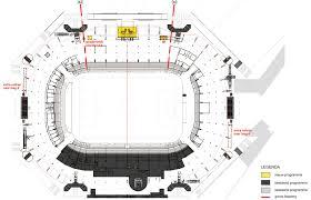 cape town stadium floor plan design amsterdam arena u2013 stadiumdb com