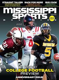 msm 2012 football issue by mississippi sports magazine issuu