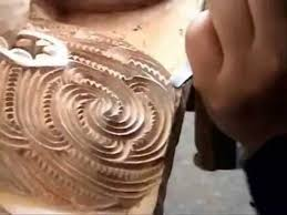 Wood Carving Techniques Tools by Wood Carving Maori Wood Carving Youtube