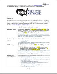 reporting requirement template sample eb 5 project developer term sheet sample eb 5 term sheet by eb5 affiliate network v3 4 28 2016