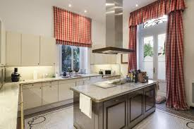 kitchen curtain ideas that are affordable and easy to maintain