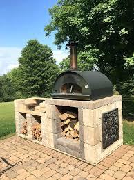 outdoor wood fired pizza oven u2013 cooperavenue com