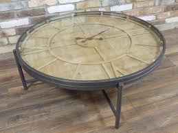 Clock Coffee Table Coffee Table