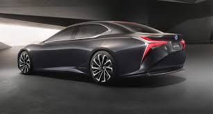 future lexus cars lexus future concept vehicles lexus canada
