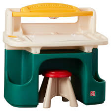 fisher price step 2 art desk little tikes plastic desk with light and chair best home chair